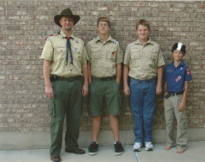 Dad and Boys 09-11-11